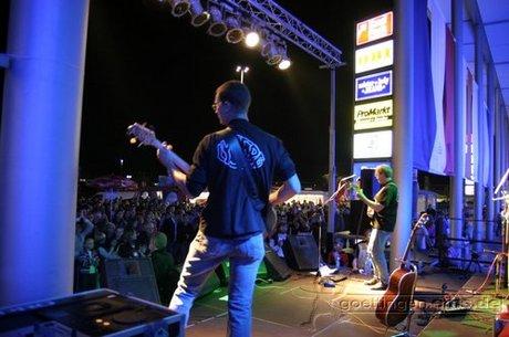 Blick von Stage